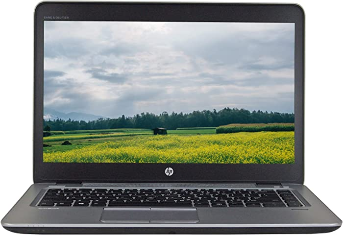"HP EliteBook 745 G3 14"" Laptop, A10-8700B 1.8GHz, 8GB Ram, 240GB SSD, Windows 10 Pro 64bit (Certified Refurbished)"