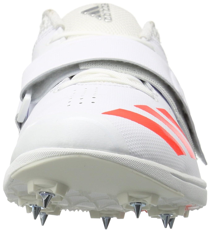 Zapatillas blanco adidas adizero TJ / / PV corriendo Adidas blanco