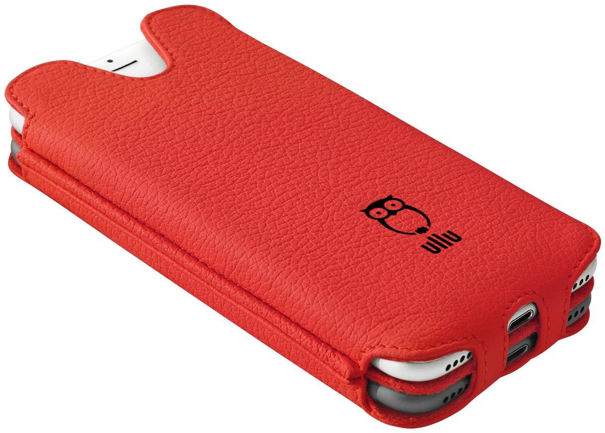ullu Sleeve for iPhone 8 Plus/ 7 Plus - Bloody Hell Red UDUO7PPL10 by ullu (Image #2)