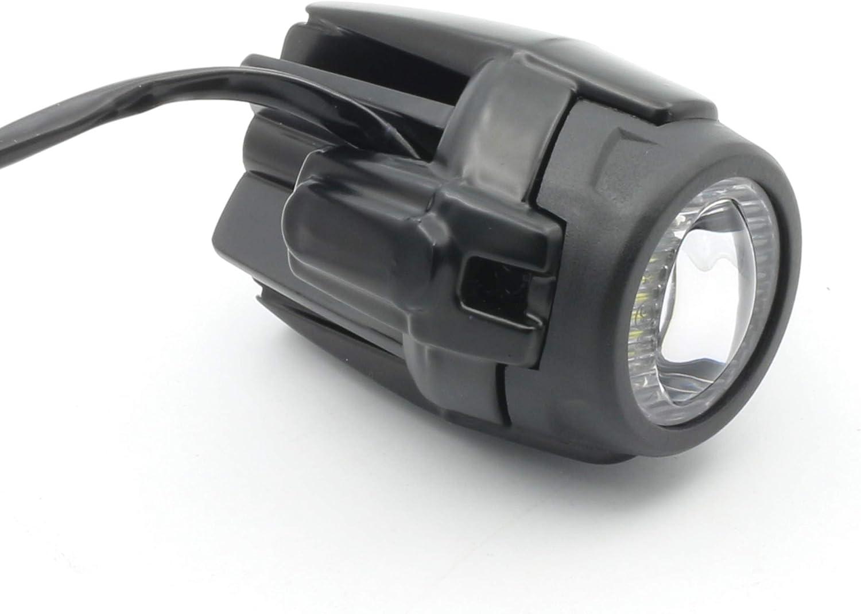 CPOWACE 2 unidades LED motocicleta luz antiniebla adicional para BMW R1200GS