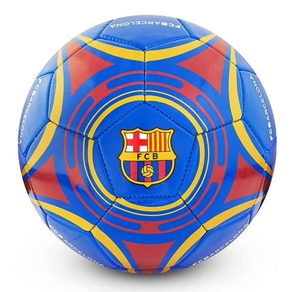 FCB FC Barcelona - Balón de fútbol con estampado de estrella ...