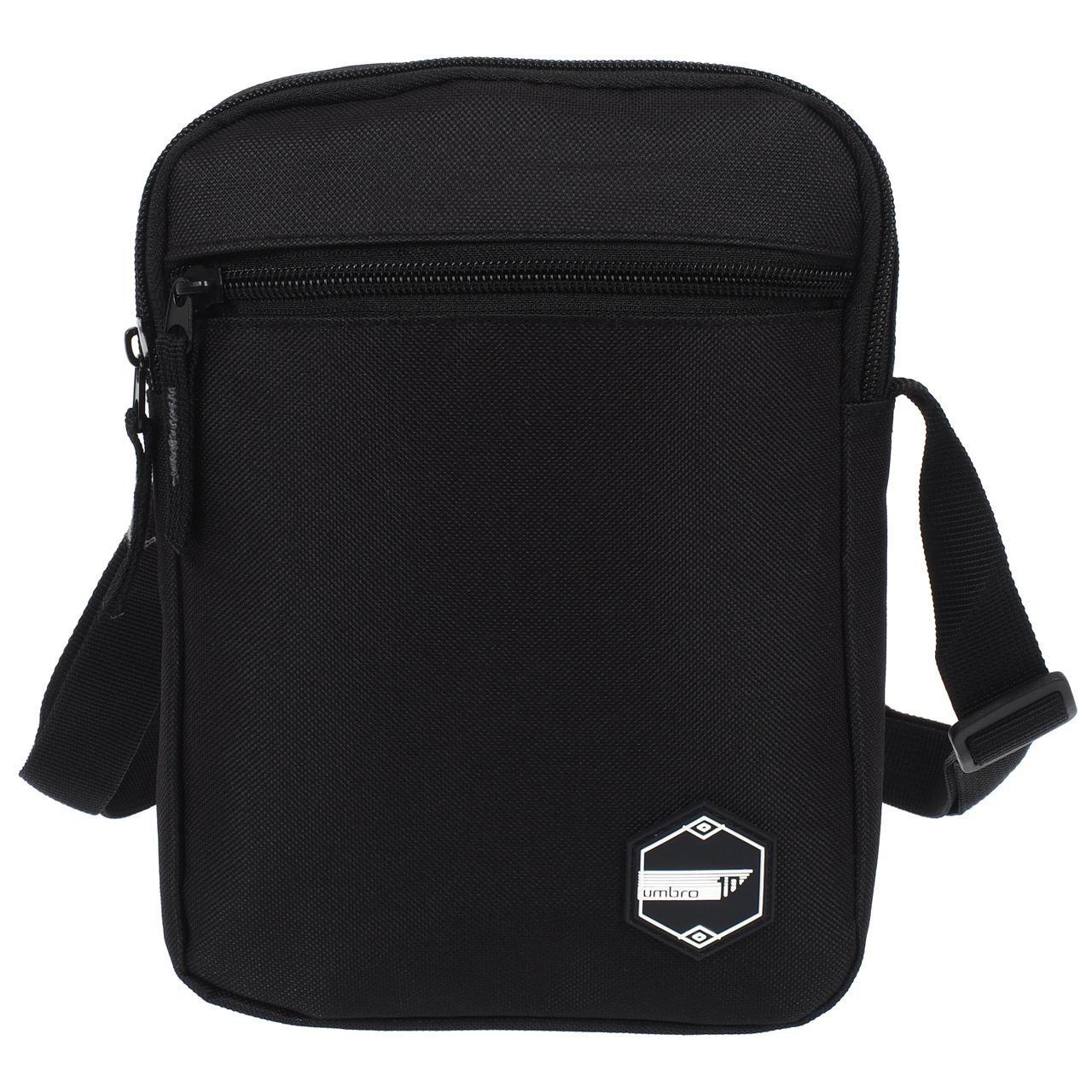 Umbro - Pocket noir - Sacoche pochette bandoulié re - Noir - Taille Unique 76943-UNI