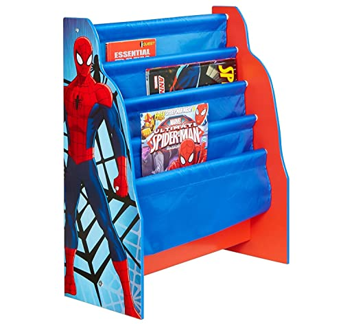Spiderman – Kinder Bücherregale mit Cartoon Motiven