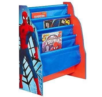 Marvel Spider Man Kids Sling Bookcase