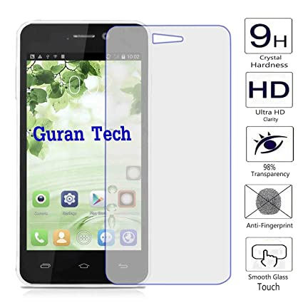 Guran® Protector de Pantalla Vidrio Cristal Templado Para Doogee Valencia DG800 Smartphone Film