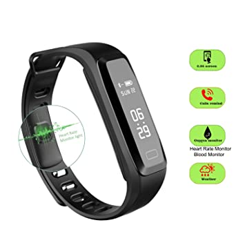 Roguci 086 Oled Bluetooth Wearable Smartband Wasserdichtes Ip67