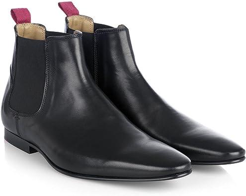 Merc Kensington, Botines para Hombre, Negro, 41 EU: Amazon.es: Zapatos y complementos