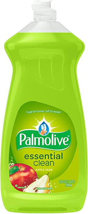 Palmolive Liquid Dish Soap, Apple Pear - 25 Fluid Ounce
