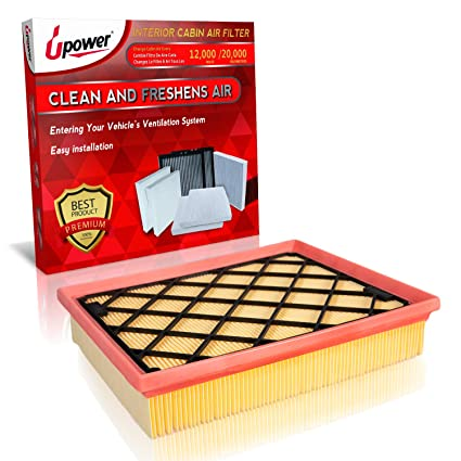 Upower Ca Cabin Air Filter For   Ford Fusion   Ford Edge