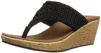 9739b33296cf Skechers Cali Women s Beverlee Wedge Sandal