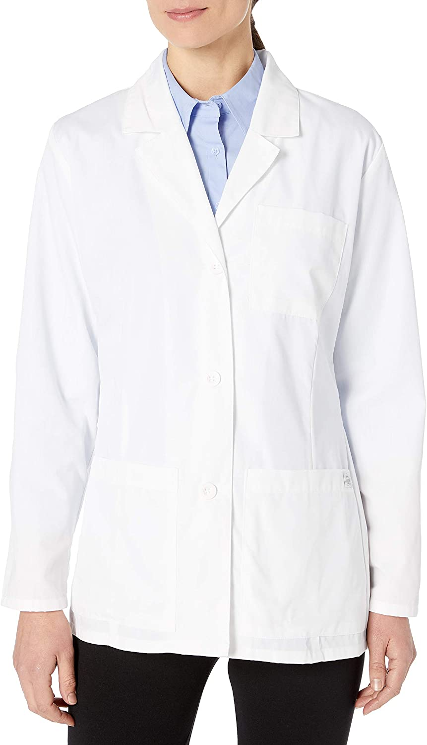 Dickies Women's 28-Inch Lab Coat: Clothing