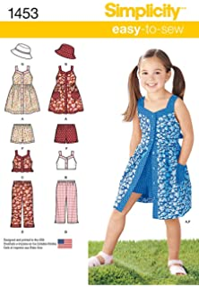 Amazon com: Kids Can Sew® Girls Learn to Sew 1st Year Sewing Pattern