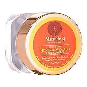 Miracle 9 Honey & Avocado Edge Control 3.5oz