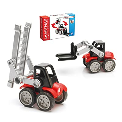 SmartMax Power Vehicles - Lift & Ladder: Toys & Games