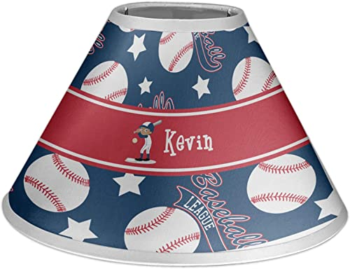 RNK Shops Baseball Coolie Lamp Shade Personalized