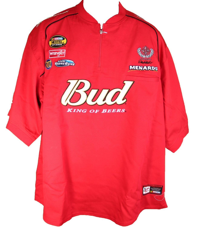経典ブランド Dale B00Q7C8FFW Earnhardt Dale Jr # 8 8 BudweiserヴィンテージPitシャツレッドLarge B00Q7C8FFW, DDintex:b3f31a94 --- a0267596.xsph.ru