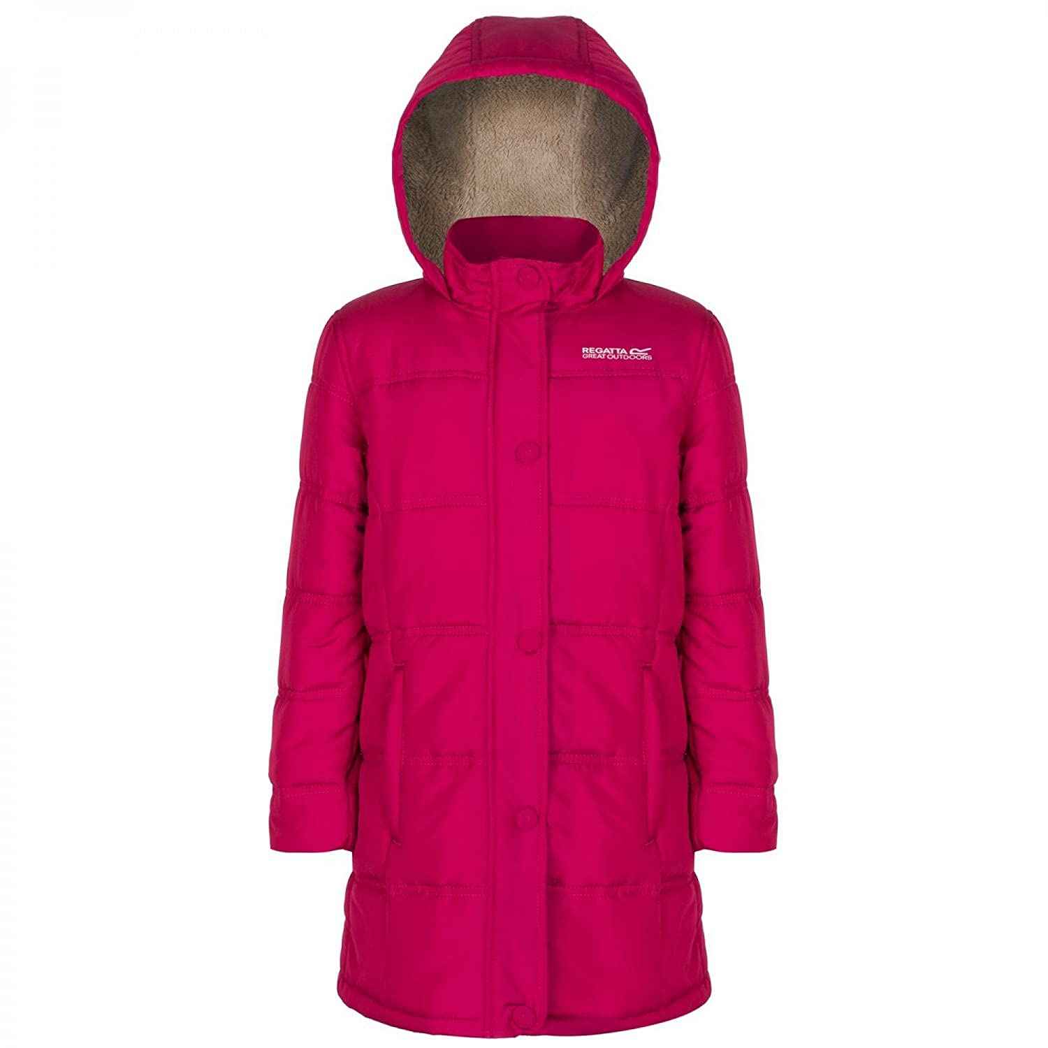 Regatta Outdoors Great Outdoors Regatta - Chaqueta modelo Invierno Hill para niñas 035d4b