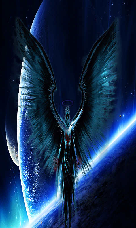 Dark Angel Live Wallpaper Free Amazones Appstore Para Android