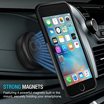 3-Pack Maxboost Magnetic Smartphone Car Mount