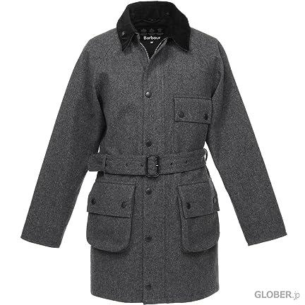 Barbour Solway Zipper SL Bonded Wool MWO0220