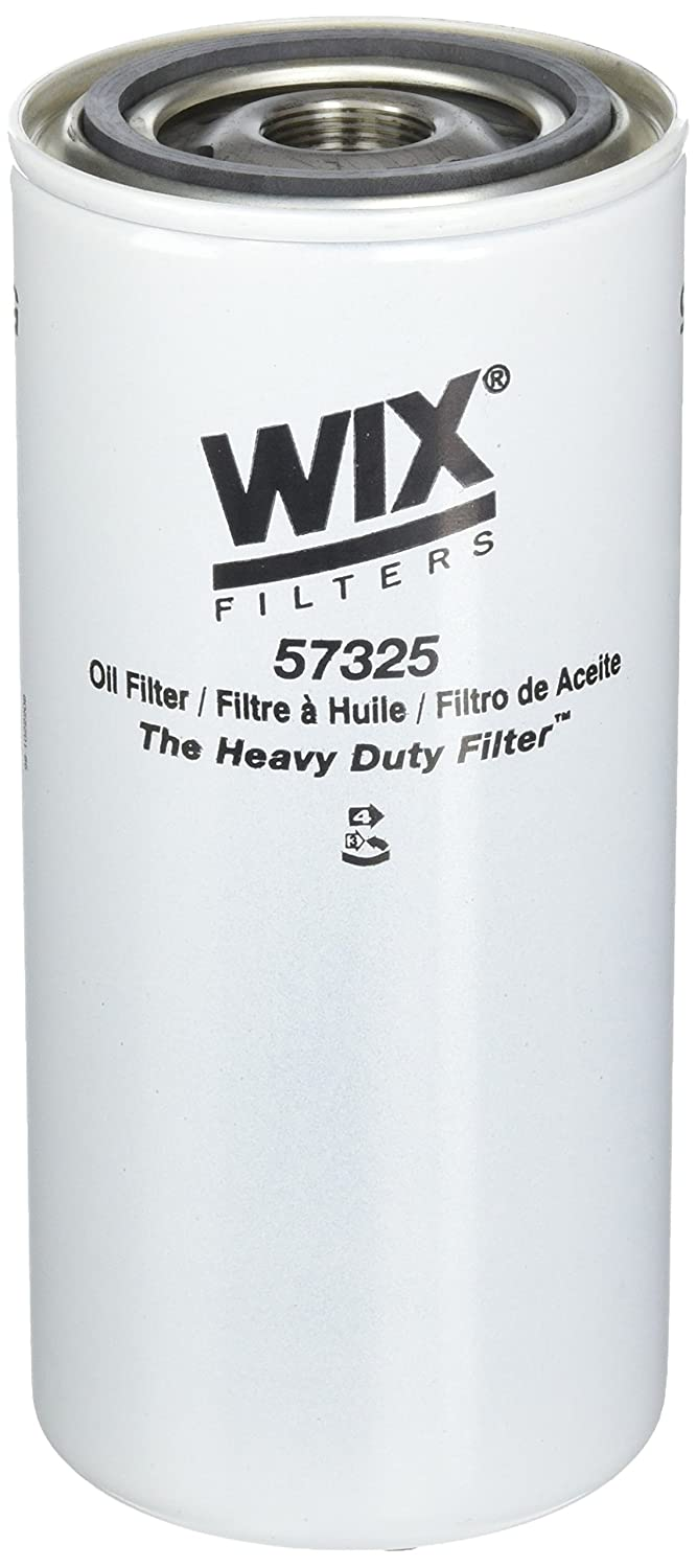 Pack of 1 WIX Filters 57325 Heavy Duty Spin-On Lube Filter