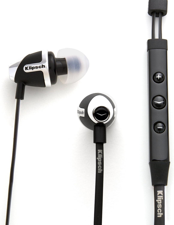 Klipsch Image S4i-II Black In-Ear Headphones