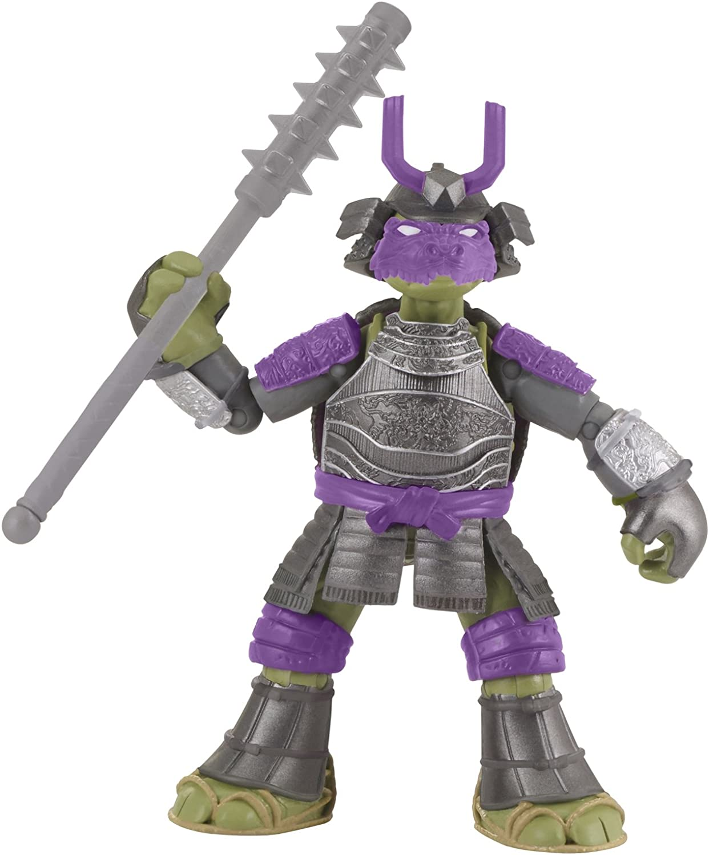 Teenage Mutant Ninja Turtles Samurai Donatello Basic Action Figure, 5