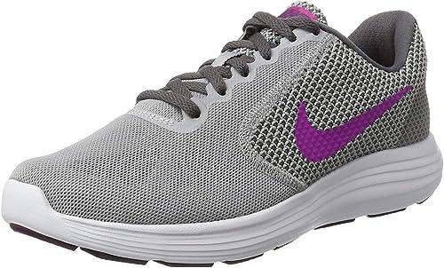 Nike 819303-009, Zapatillas de Trail Running para Mujer, Gris (Wolf ...