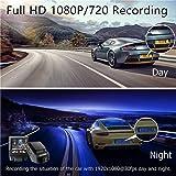 Dash Camera, VICTONY Dash Cam Video Recorder DVR