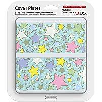 Japan New Nintendo 3DS Cover Plates Mario/Colour Star (Colour Star)