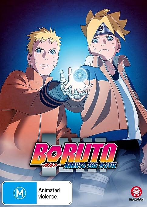Amazon.com: Boruto: Naruto the Movie | Anime & Manga | NON ...
