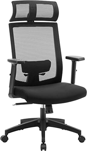 SONGMICS Mesh Office Chair