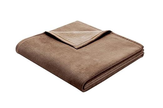 Bocasa Biederlack - Manta para Cama (algodón, 150 x 200 cm), Color ...