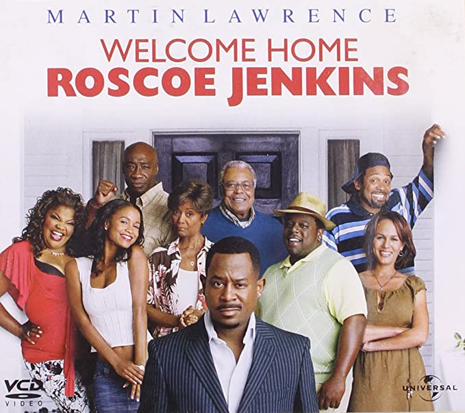 Amazon In Buy Welcome Home Roscoe Jenkins Dvd Blu Ray Online At