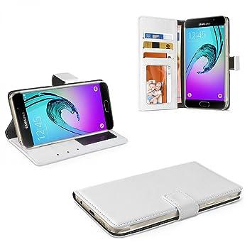 98ac41601b7 eFabrik Bookstyle Slim Case für Samsung Galaxy A3 (2016) Cover Schutz Tasche  Hülle Etui