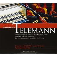 Triosonaten f. Blockflöte, Viola da Gambe, B.C. / Soprankantaten