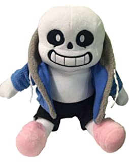 OurGame Undertale Sans Stuffed Plush Doll 10 Hugger Cushion Cosplay Doll Xmas Gifts