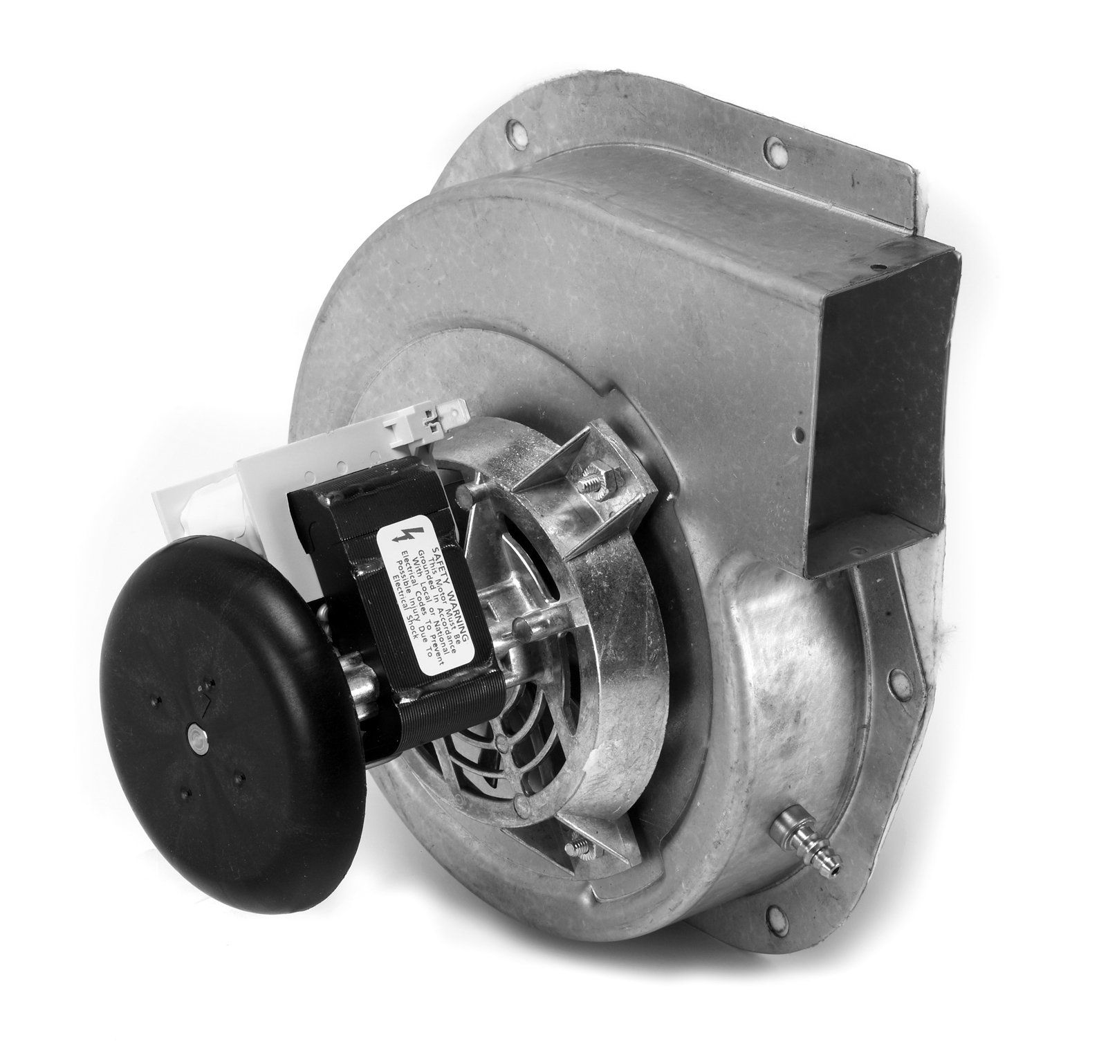Fasco A182 3.3'' Frame Shaded Pole OEM Replacement Specific Purpose Blower with Sleeve Bearing, 1/35HP, 3,125 rpm, 115V, 60 Hz, 1.2 amps