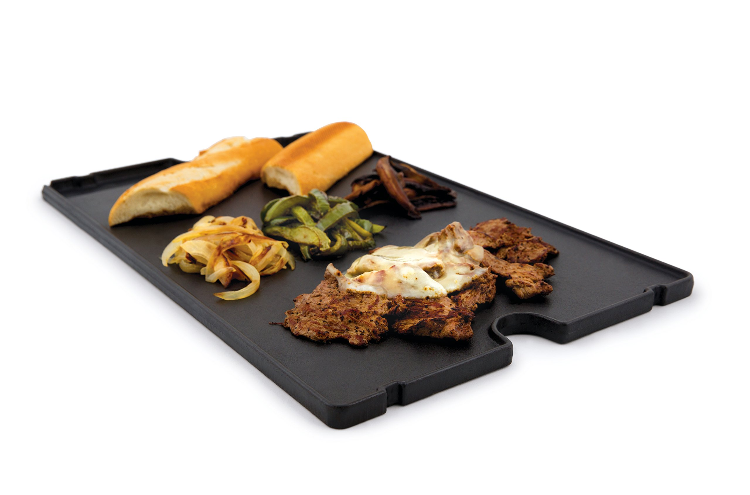 Broil King 11242 Exact Fit Cast Iron Griddle for the Broil King Baron Series Gas Grill by Broil King (Image #3)