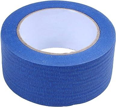 WOVELOT 50M Impresora 3D Cinta Azul 50 Mm De Ancho Cama Para ...