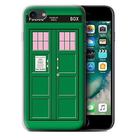 coque apple iphone 7 vert