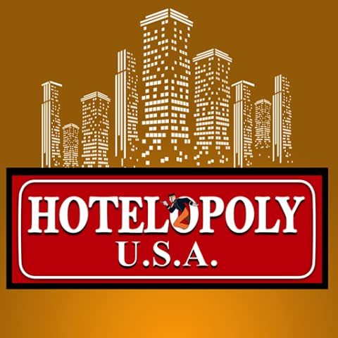 Hotelopoly - Played Monopoly