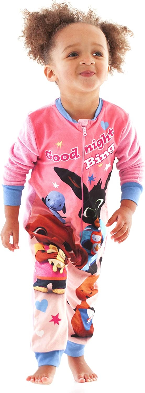 Bing Bunny CBeebies And Friends Good Night Bing Tutina Ragazze Character