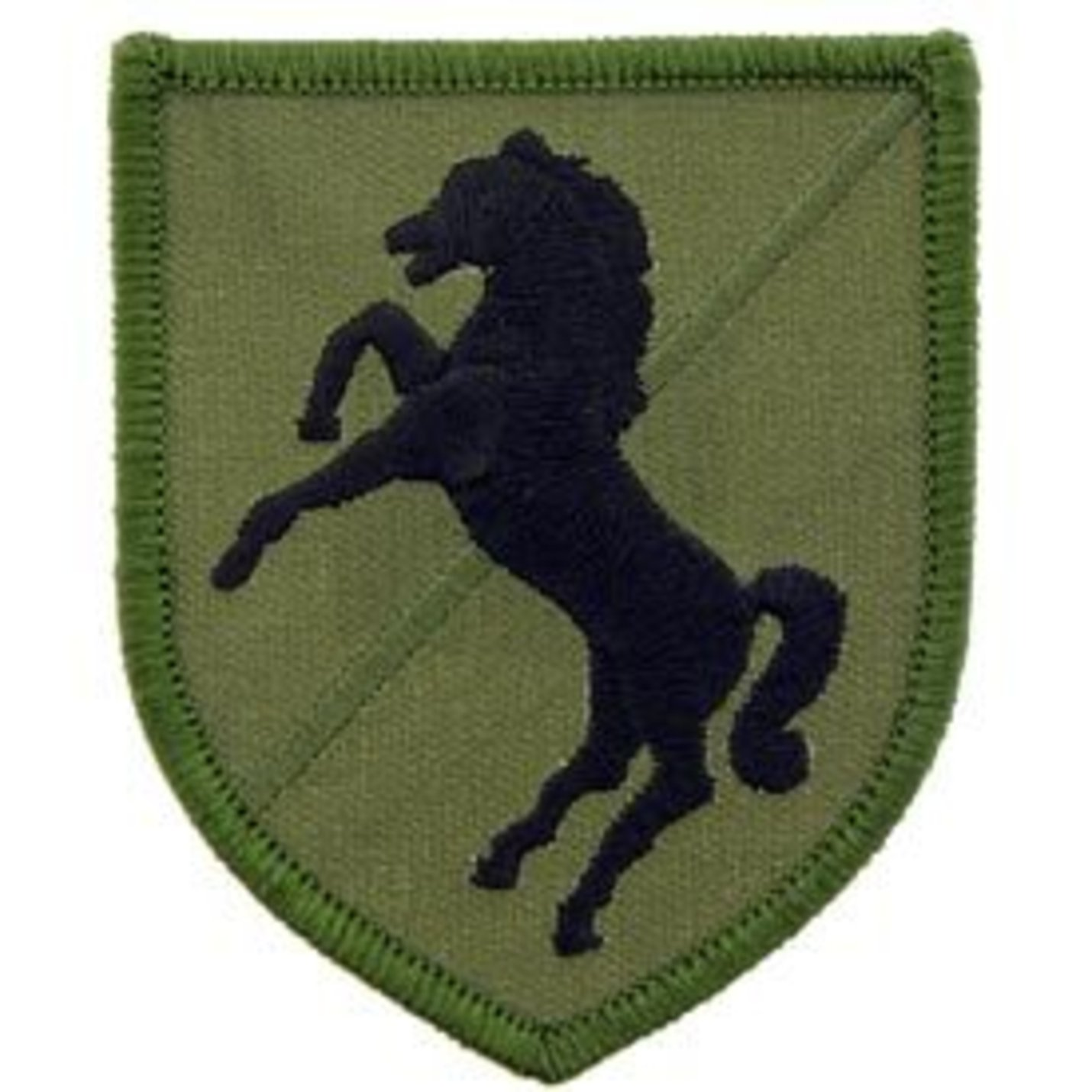 EagleEmblems pm0709 patch-army、011th Cav。Div。( Subdued ) ( 3