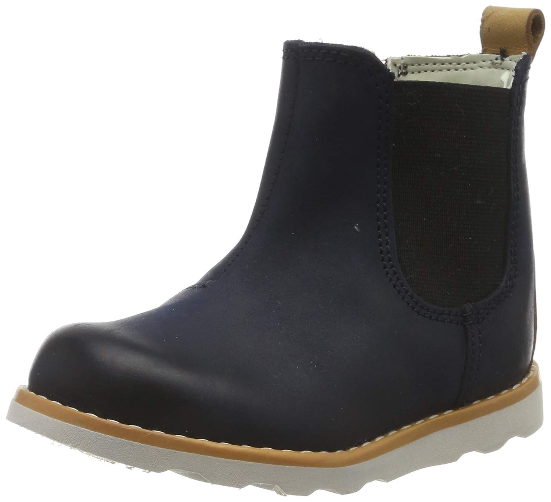 Clarks Boys' Crown Halo T Chelsea Boots: Amazon.co.uk: Shoes