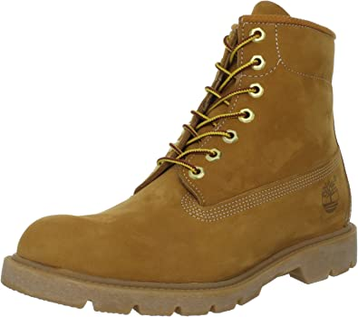 Representación Tipo delantero lanzamiento  Amazon.com: Botas Timberland básicas de 6 pulgadas para hombre: TIMBERLAND:  Shoes