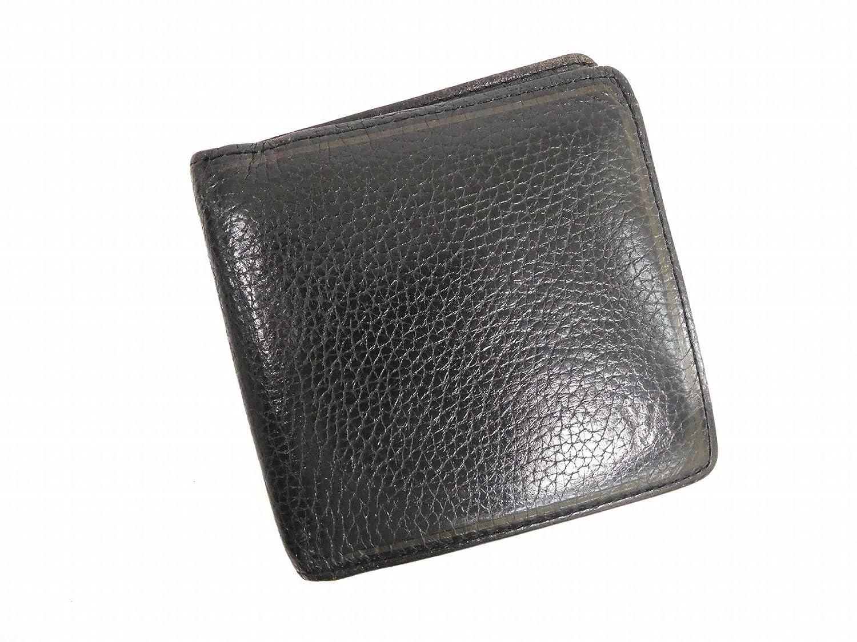 [ルイヴィトン] LOUIS VUITTON 二つ折り財布 タイガ レザー X11778 中古 B01H6Y1TP2