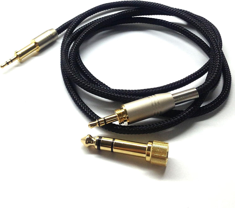 1 5m New Replacement Audio Upgrade Kabel Für Akg K450 Elektronik