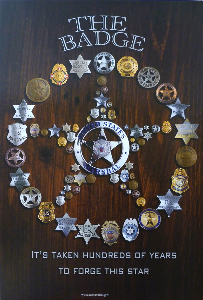 Download The Badge: It's Taken Hundreds of Years to Forge This Star (Poster) PDF