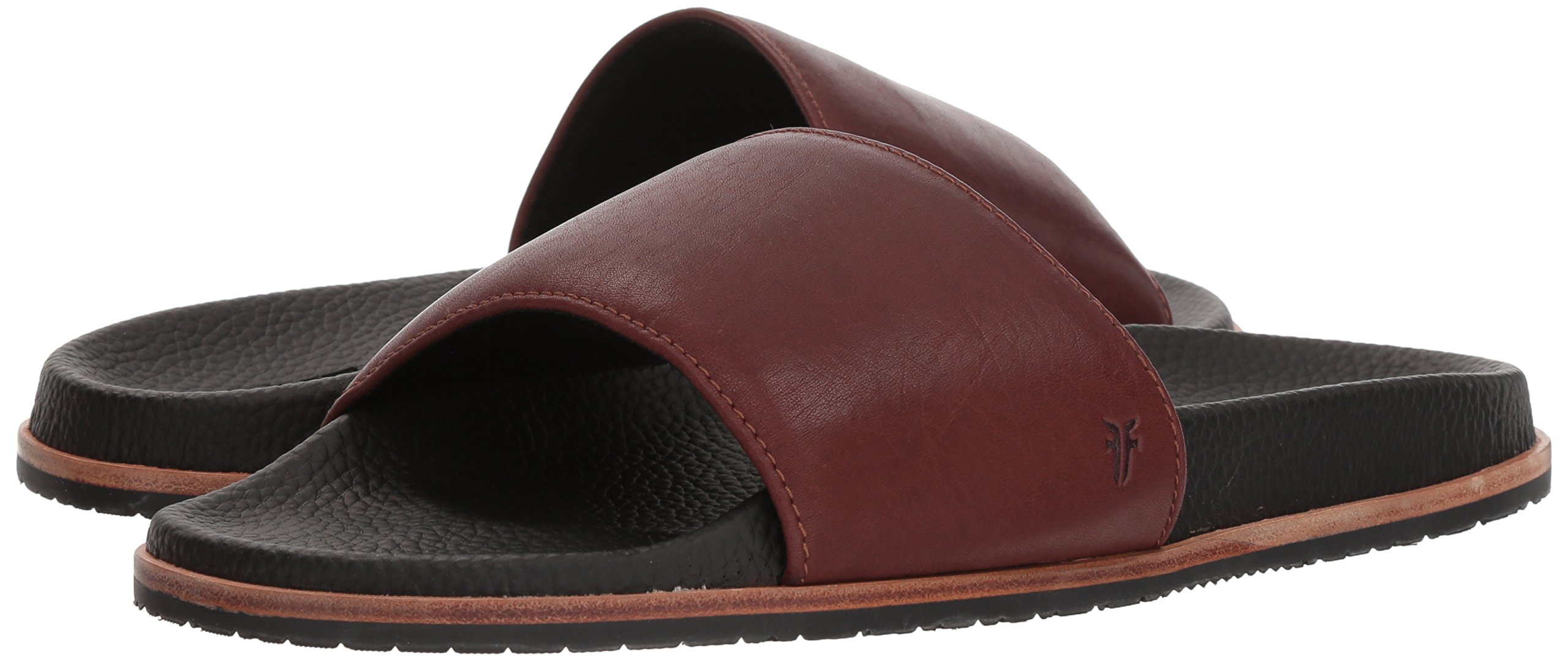 FRYE Men's Emerson Slide Sandal, Brown 12 Medium US by FRYE (Image #5)